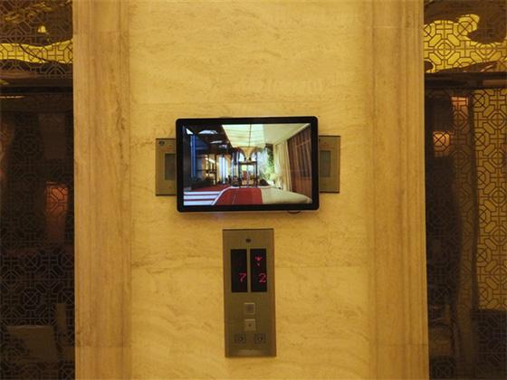楼宇液晶广告机